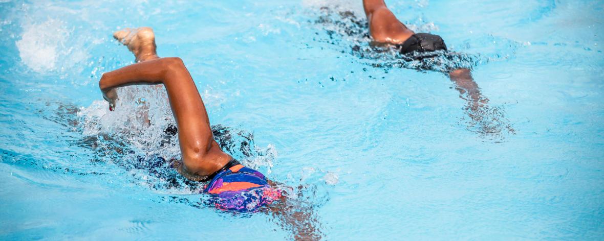 游泳減肥 變化泳式