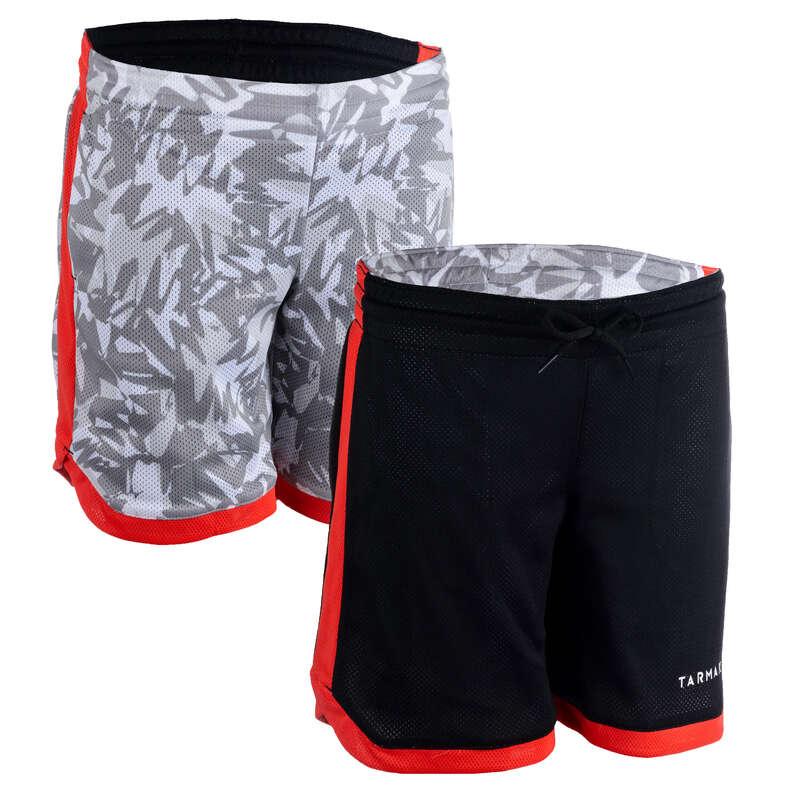 KIDS BASKETBALL OUTFIT Basketball - SH500R Basketball Shorts White TARMAK - Basketball
