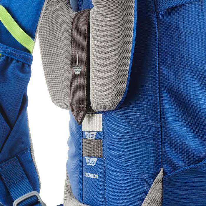 Wanderrucksack MH500 18Liter Kinder blau