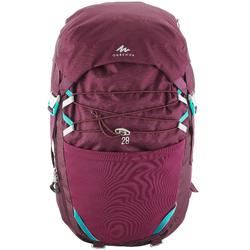 Mochila de Caminhada Criança MH500 30 litros - Violeta