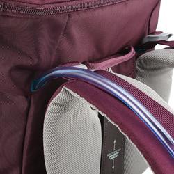 Wanderrucksack MH500 30 Liter Kinder violett