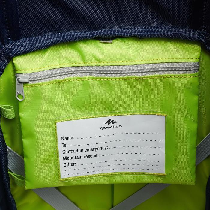 Wandelrugzak voor kinderen MH500 30 liter paars