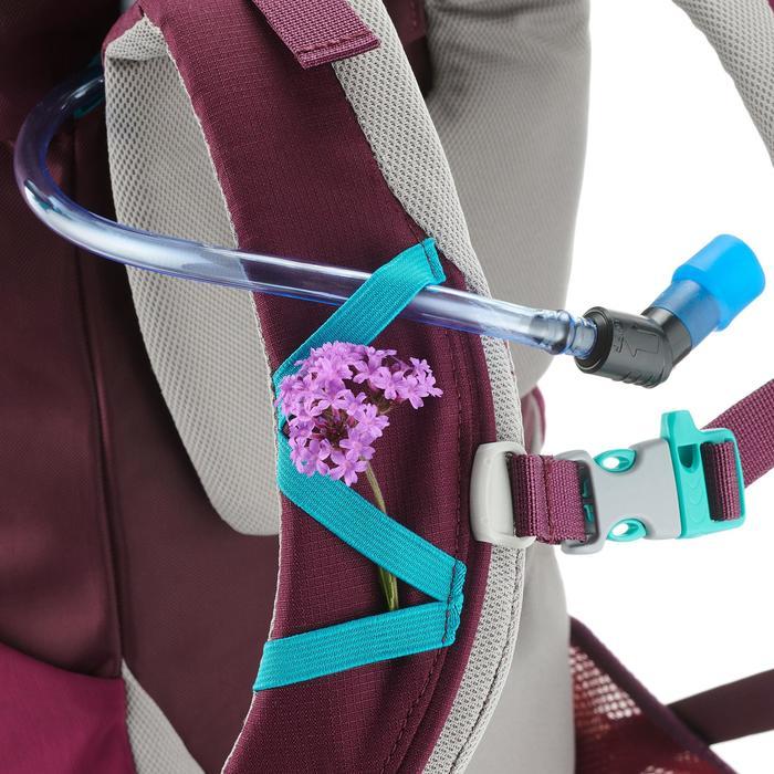 Rucksack MH500 30 Liter Kinder violett