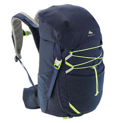 MH500 Kids' 30L Hiking Backpack - Navy