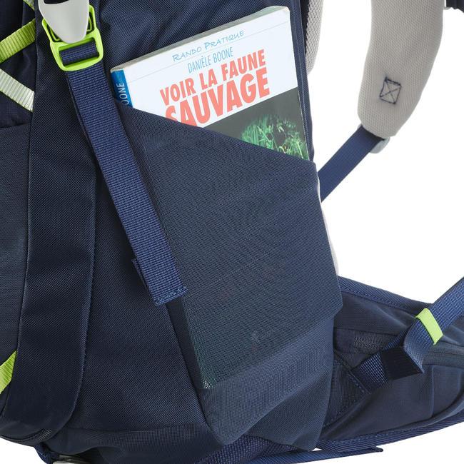 Hiking Bag 30 Litre MH500 - Navy Blue