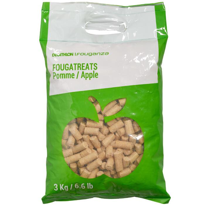 Leckerlis Fougatreats für Pony/Pferd Apfel 3kg