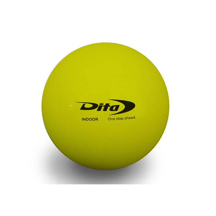 Hockeybal indoor Match geel