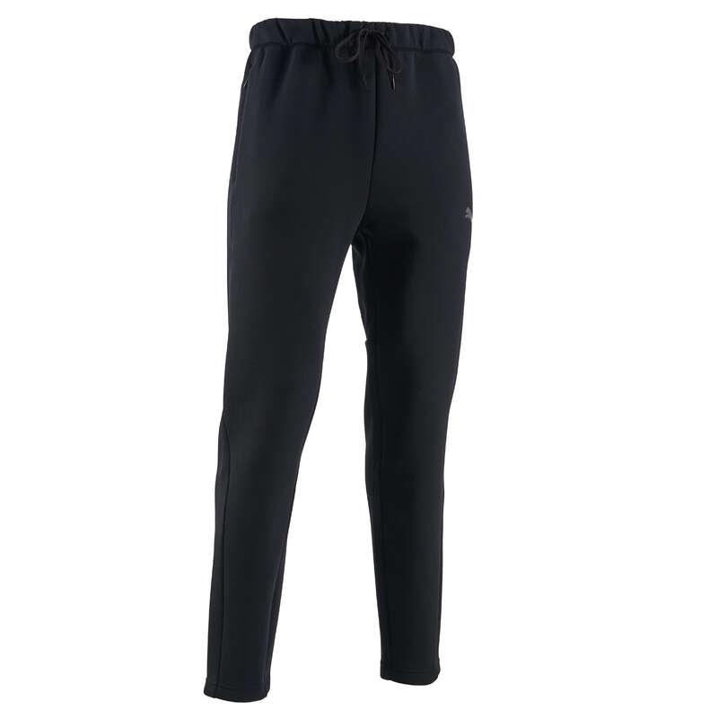 MAN GYM, PILATES COLD WEATHER APPAREL Clothing - 900 Gym Bottoms - Black PUMA - Clothing