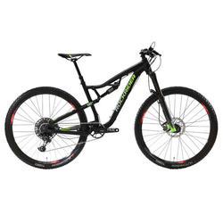 """Mountainbike AM 100 S MTB 29"""" schwarz"""