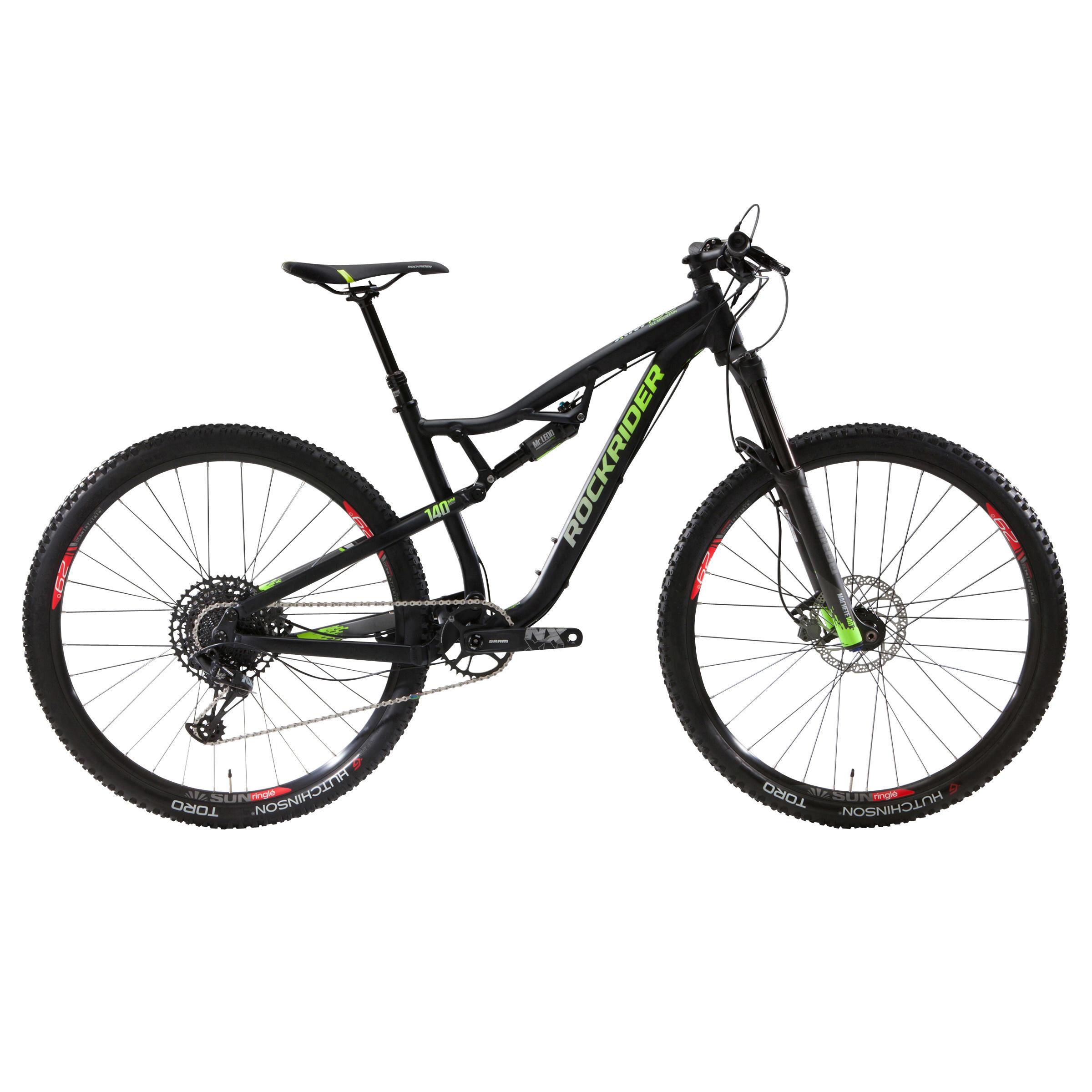 """Rockrider Mountainbike voor All Mountain Rockrider AM100S 29"""" 12 speed"""