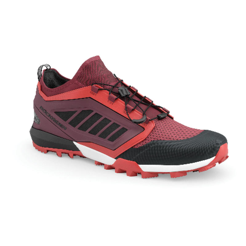 MTB-schoenen ST 500 rood