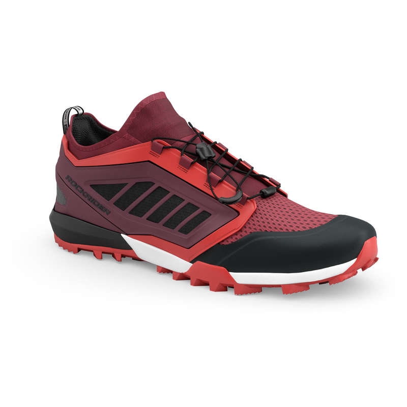 SPORT TRAIL MTB SHOES Cycling - Mountain Bike Shoes ST 500 ROCKRIDER - Cycling