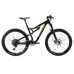 """Mountainbike AM 100 S 27,5"""" Plus schwarz"""