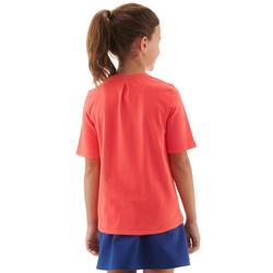 MH100 Kaos Pendakian Anak Perempuan- Coral 7 HINGGA 15 TAHUN