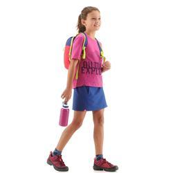 Wandershirt MH100 Kinder rosa