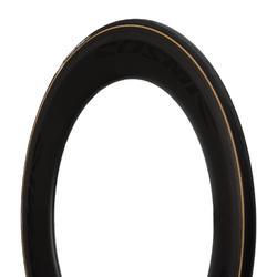 Racetube Vittoria Strada zwart 700x23