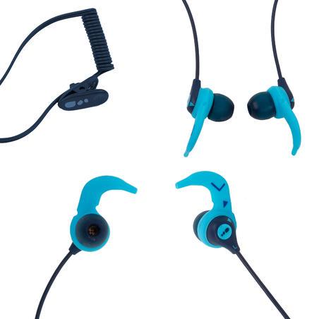 Reproductor MP3 de natación y audífonos SwimMusic 100 V2 azul