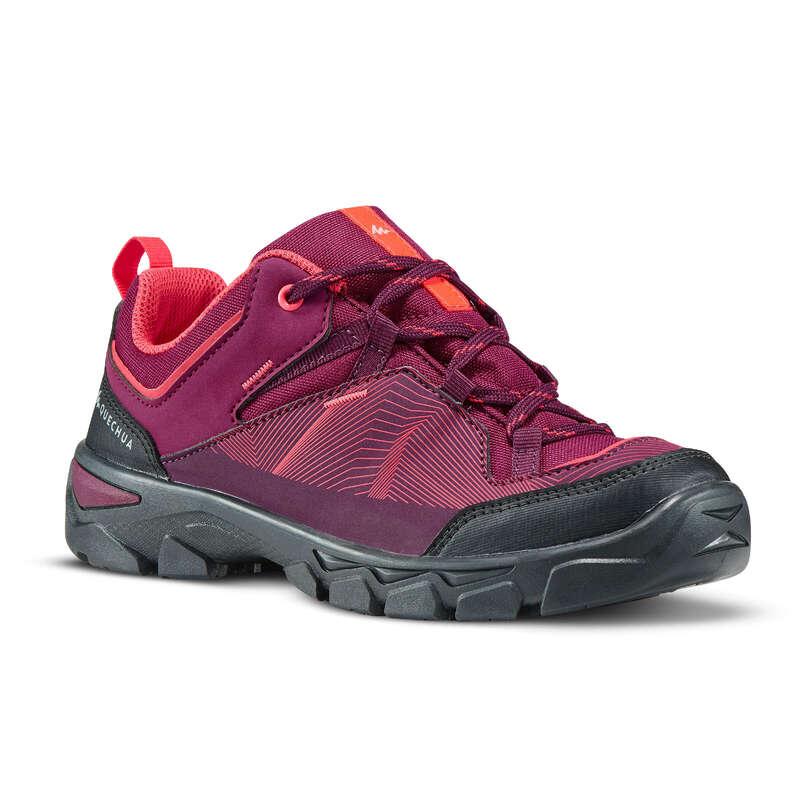 Lány cipő Túrázás - Gyerek túracipő MH120 QUECHUA - Cipő, bakancs, szandál