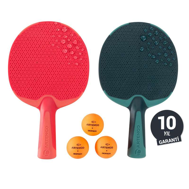 İÇ MEKAN MASA TENİSİ RAKETLERİ Tenis - PPR 130 RAKET  PONGORI - Masa Tenisi