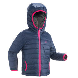 NAVY BLUE MH KID HIKING PADDED JACKET