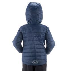 Doudoune de randonnée enfant MH500 bleu 2- 6 ans