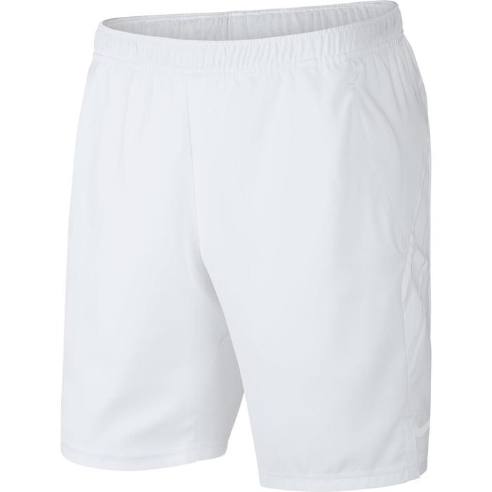 SHORT DE TENNIS HOMME DRI FIT BLANC