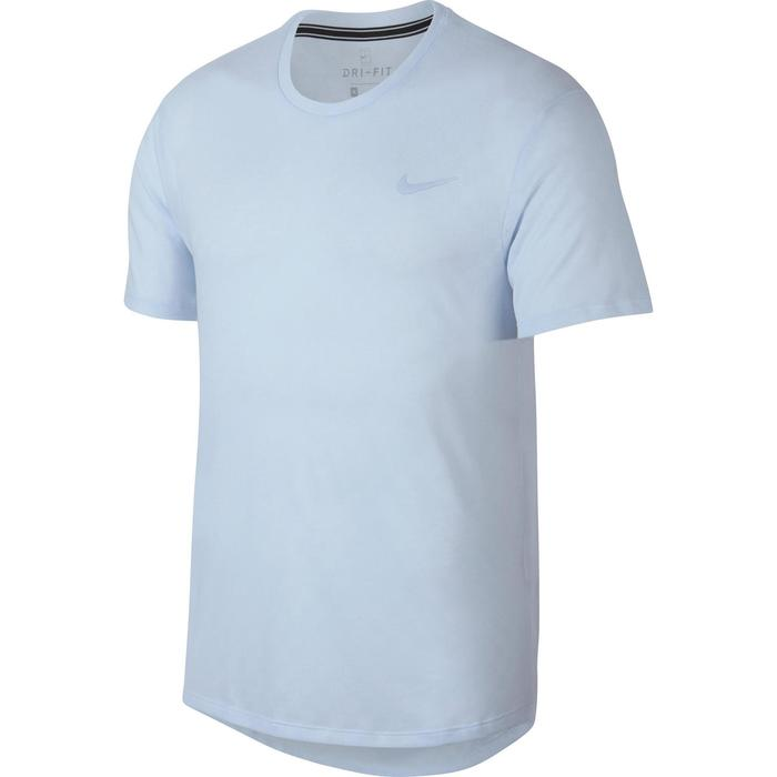 fb0b1144f CAMISETA DE TENIS HOMBRE CHALLENGER CREW AZUL Nike | Decathlon
