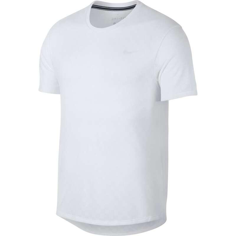 MEN WARM CONDITION RACKET SP APAREL Squash - Challenger Crew - White NIKE - Squash Clothing