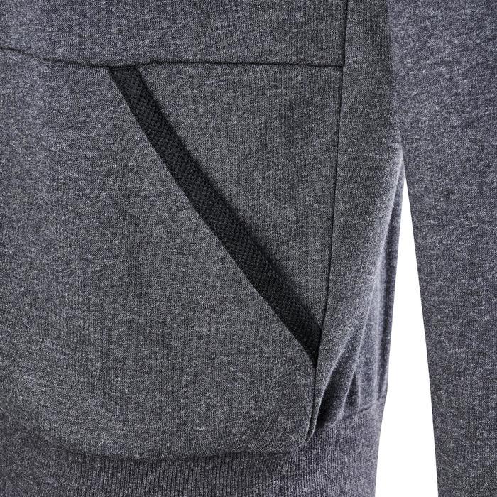 Veste Puma 500 capuche homme grise