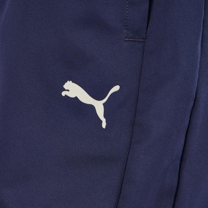 Sporthose kurz Fitness Cardio Herren blau