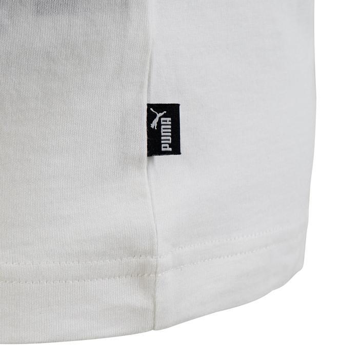 T-shirt regular fit groot logo katoen PUMA