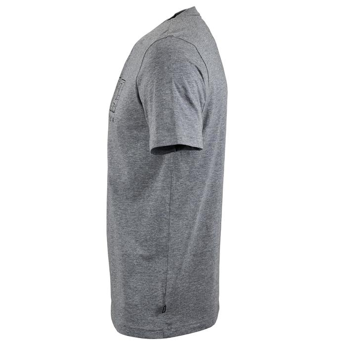 T-Shirt Puma Summer 100 Pilates Gym douce homme gris