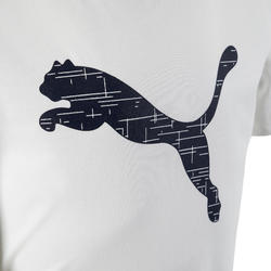 T-shirt coupe regular gros logo coton PUMA