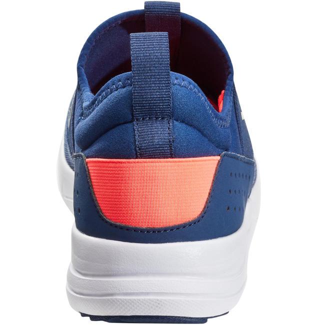 PW 160 Slip-on Women's Fitness Walking Shoes - Navy