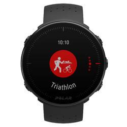 GPS-Multisportuhr VANTAGEM Größe M/L schwarz