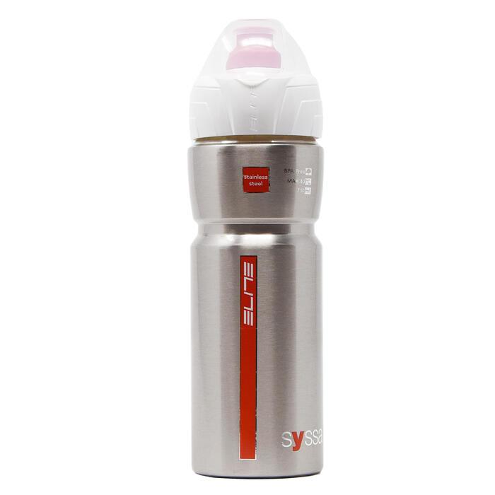 Trinkflasche Syssa 750 ml rostfreier Stahl