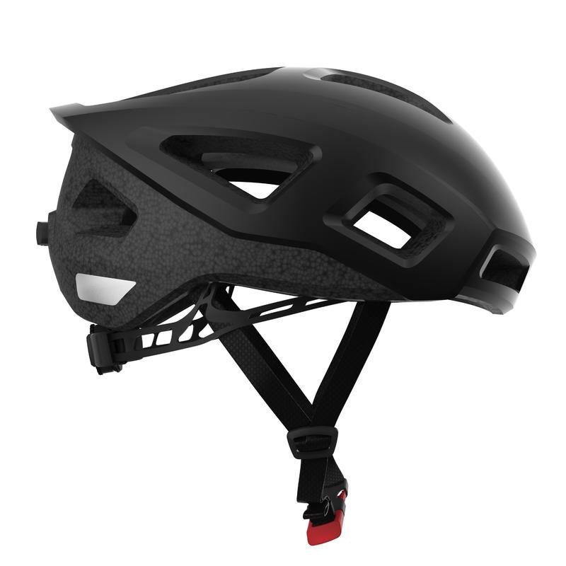 หมวกกันน็อคจักรยานรุ่น RoadR 100 (สีดำ)