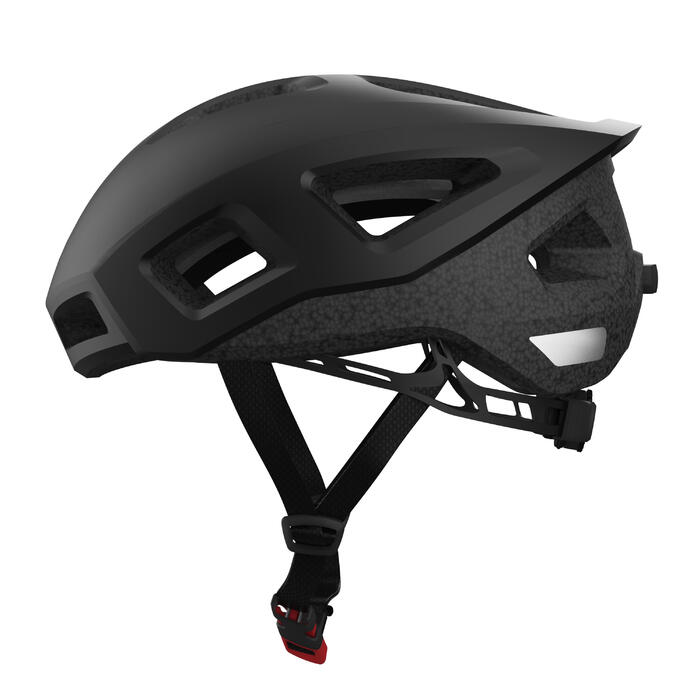 Fahrradhelm Rennrad RR 100 schwarz