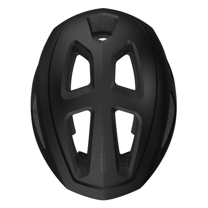 Wielrenhelm RR100 zwart