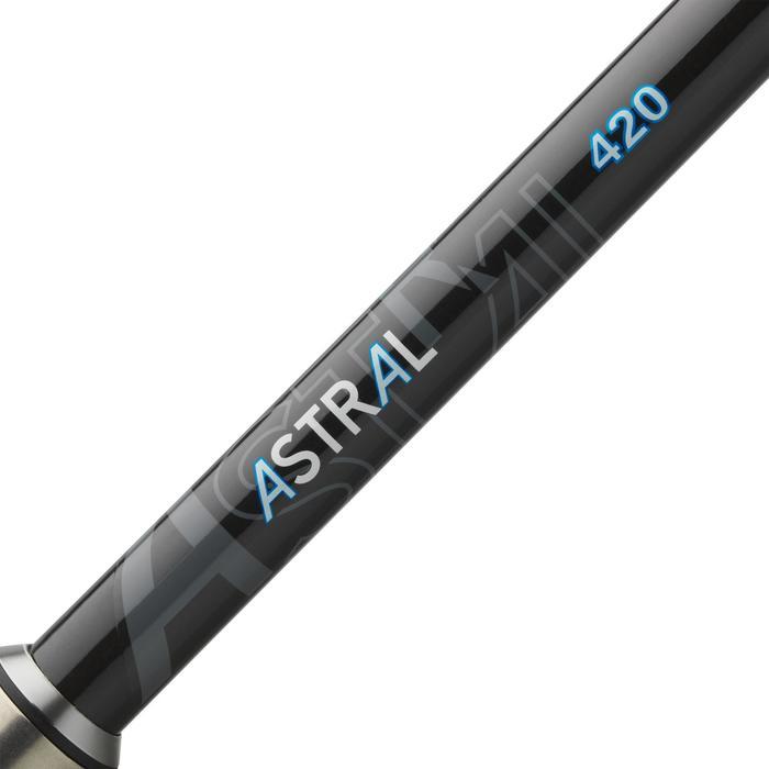 Angelset Rute und Rolle Surf Astral 420/3cm Meeresangeln