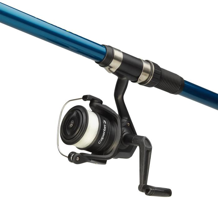 Angelrute Seacoast-1 350 Posenangeln im Meer