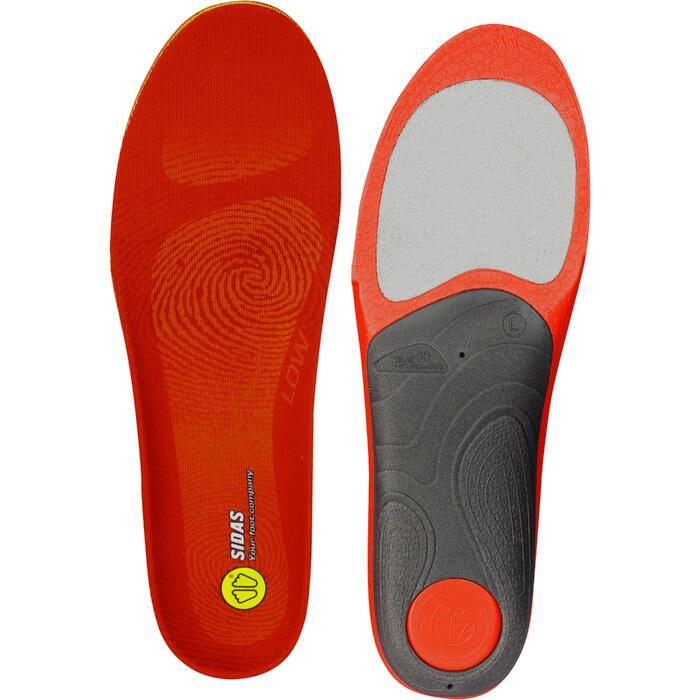 Plantillas botas de esquí para pies planos
