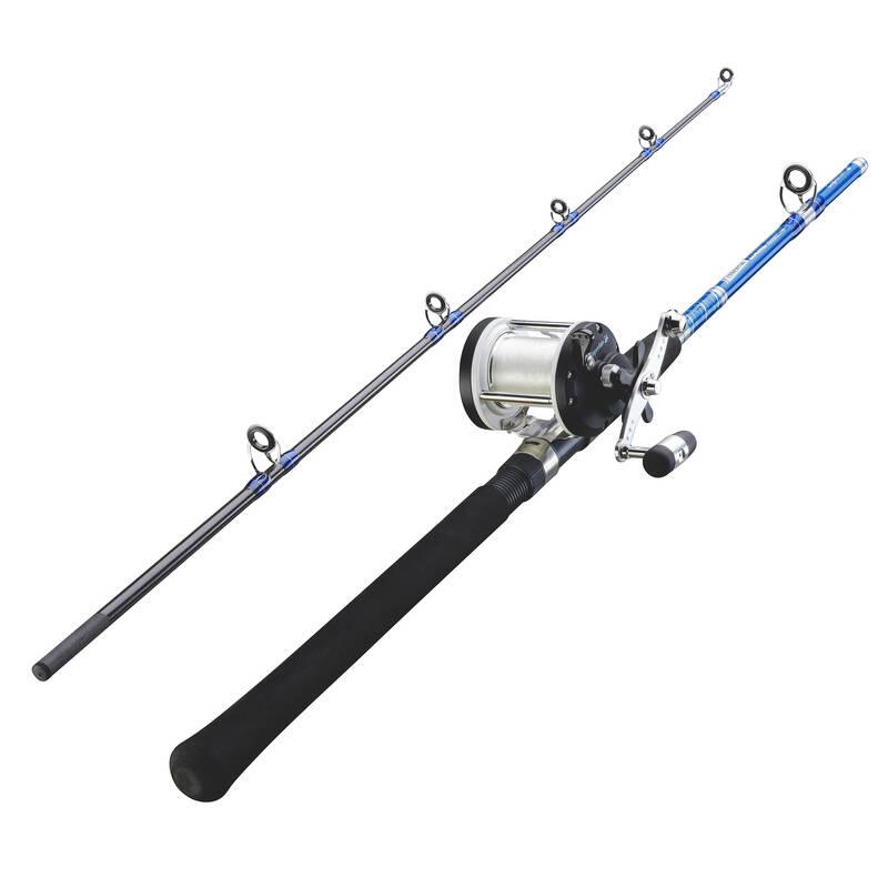LOV NA PŘÍVLAČ Rybolov - SOUPRAVA GAME 20 LB ESSENTIEL CAPERLAN - Rybářské vybavení
