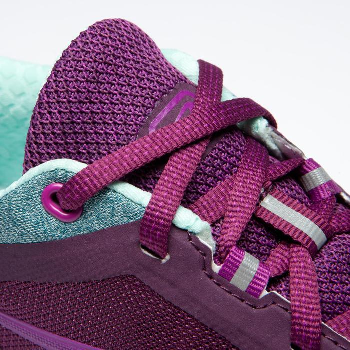 女款跑鞋RUN COMFORT酒紅色綠色