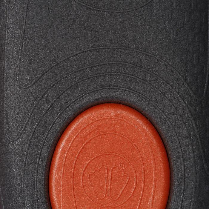 Plantillas cálidas para botas de esquí arco del pie estándar