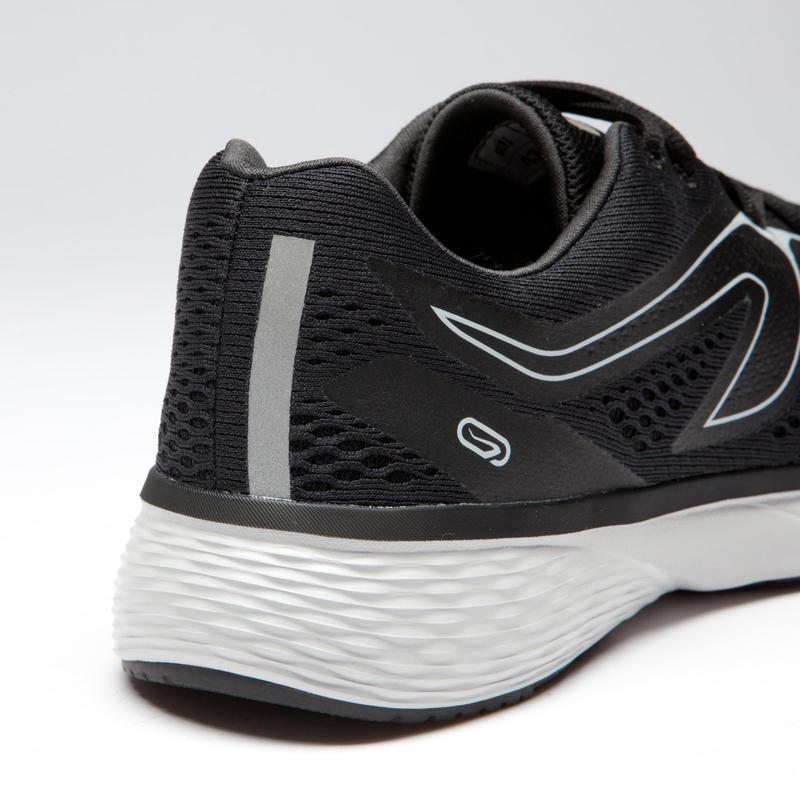 RUN SUPPORT MEN'S RUNNING SHOES - BLACK