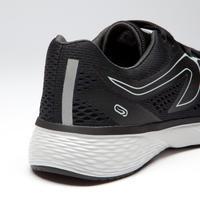 Tenis para Running Kalenji Run Support Hombre Negro