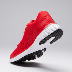 RUN SUPPORT MEN'S RUNNING SHOES - RED