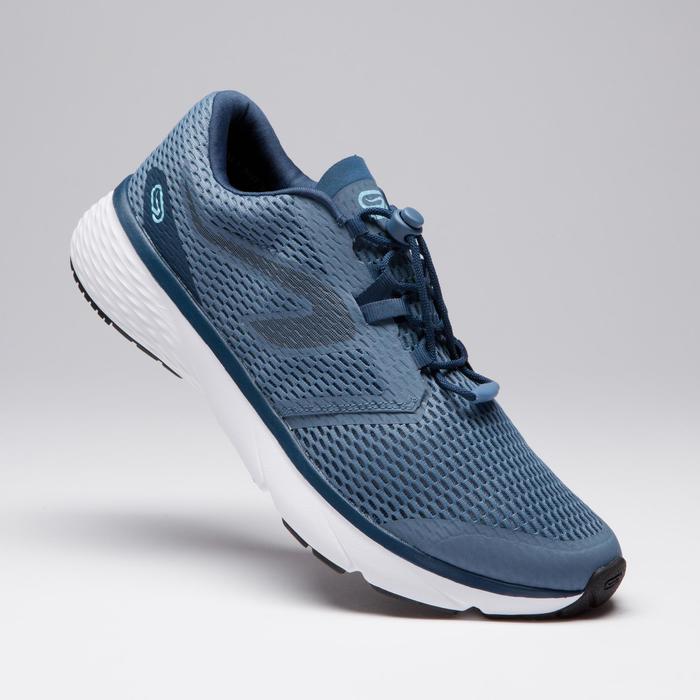 Hardloopschoenen voor heren Run Support Breathe blauw