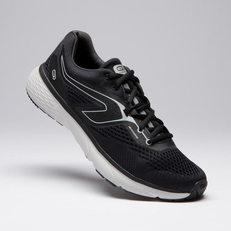 RUN SUPPORT MENS RUNNING SHOES BLACK